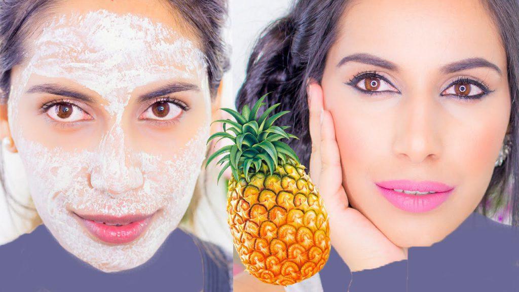 ماسک آناناس، نحوه ساخت ماسک آناناس