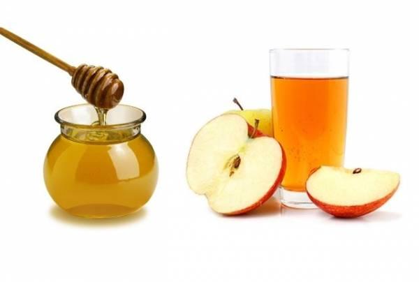 ماسک عسل و سرکه، نحوه ساخت ماسک عسل و سرکه