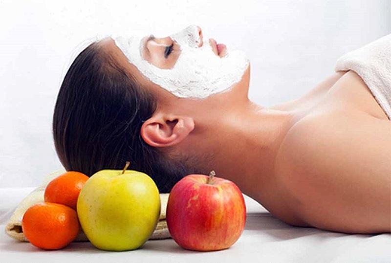 ماسک سیب، ساخت ماسک سیب