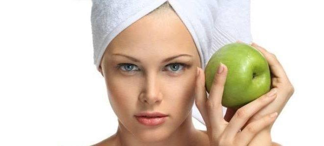 ماسک سیب، نحوه ساخت ماسک سیب